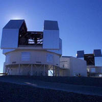 Magellan telescopes